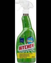 Kitchen cleaner spray