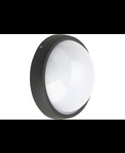 Heat LED Moon ulkovalaisin IP44 musta