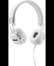 Marshall Major III kuulokkeet valkoinen