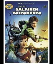 Salainen valtakunta DVD
