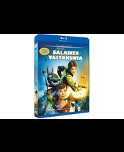 Salainen valtakunta Blu-ray + DVD