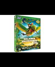 Salainen valtakunta Blu-ray 3D + Blu-ray + DVD