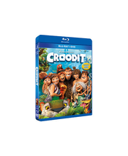 Croodit Blu-ray + DVD