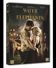 Dvd Vettä Elefanteille