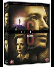 Dvd X-Files 6 Kausi