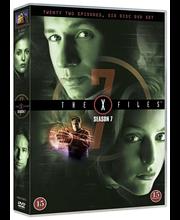 Dvd X-Files 7 Kausi