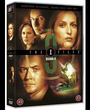Dvd X-Files 9 Kausi