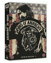 Dvd Sons Of Anarchy 1 Ka