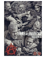 Dvd Sons Of Anarchy 6K