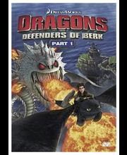 Dvd Dragons 1