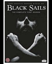 Dvd Black Sails 1 Kausi