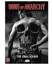 Dvd Sons Of Anarchy 7K