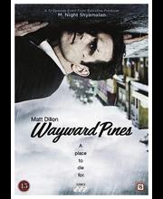 Dvd Wayward Pines Mini-S