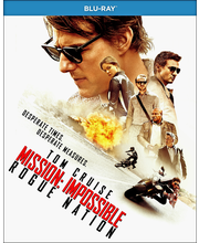 Blue-ray Disc Mission Impossible, Rogue Nation