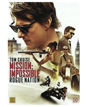 DVD Mission Impossible, Rogue Nation