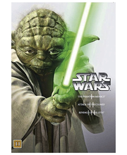 Dvd Star Wars Prequel T