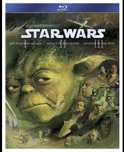Bd Star Wars Prequel Tr