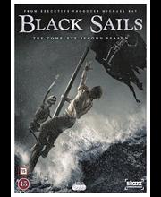 Dvd Black Sails 2 Kausi