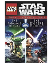 Dvd Lego Star Wars Oppip