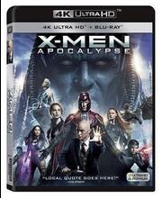 4K X-Men Apocalypse