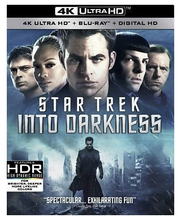 4K Star Trek Into The D