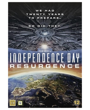 Dvd Independence Day Res