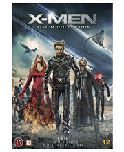 Dvd X-Men Original Trilo