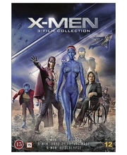 Dvd X-Men Prequel Trilog