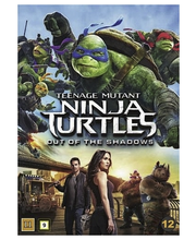 Dvd Tmnt Out Of The Shad