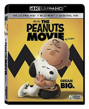 4K Peanuts Movie