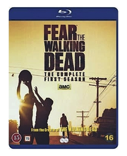 Bd fear the walking dea