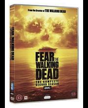Dvd fear the walking dea