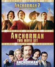 Dvd Anchorman 1-2
