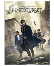 Dvd fantastic beasts and