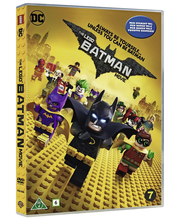 Dvd Lego Batman Elokuva