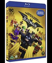 Bd Lego Batman Elokuva