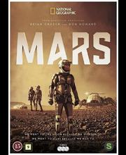 Dvd Mars Kausi 1