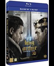 3D King Arthur Legend O