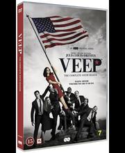 Dvd Veep Kausi 6