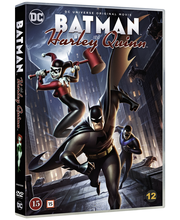 Dvd Batman And Harley Qu
