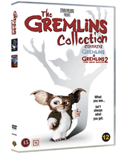 Dvd Gremlins 1-2 Box