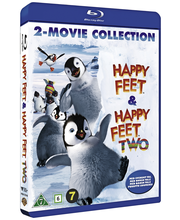 Bd Happy Feet 1-2 Box