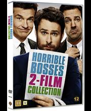 Dvd Horrible Bosses 1-2