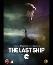Dvd Last Ship Kausi 4