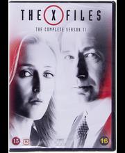 Dvd X-Files 11 Kausi