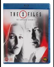 Bd X-Files 11 Kausi