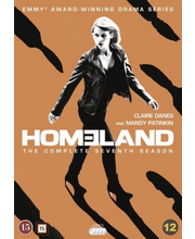 Dvd Homeland Kausi 7