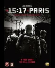 Dvd 15:17 To Paris