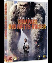 Dvd Rampage