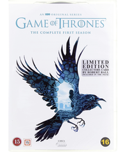 Dvd Game Of Thrones 1
